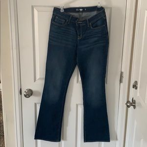 Worn once old navy jeans